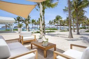 Beach Soleil, Le Soleil D'Or's private beach club on Cayman Brac