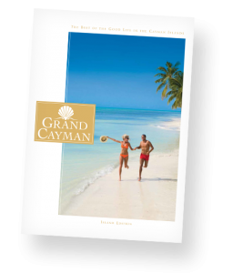 Grand Cayman Magazine, Volume XIV, Issue 1, 2017