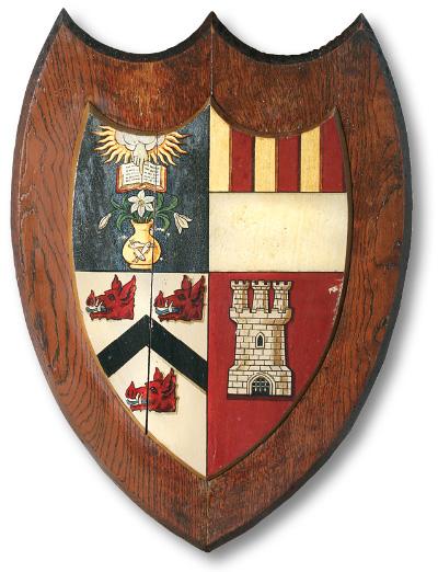 Aberdeen University shield