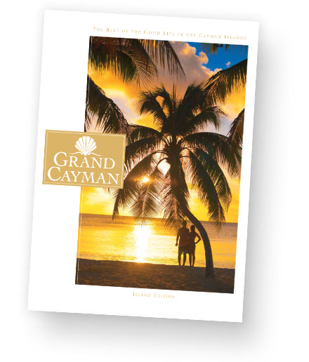 Grand Cayman Magazine cover