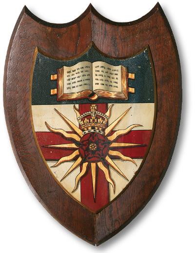 University of London shield